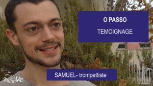 temoignage O PAsso - amuel