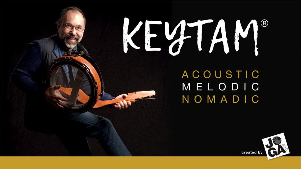 LE KEYTAM joué par GUILLAUME TOUTAIN